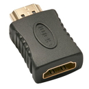 LINDY 41232 HDMI CEC Less Adapter, Female to Male