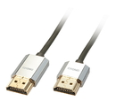 LINDY 41673 3m CROMO Slim Active High Speed HDMI Cable with Ethernet