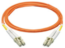 LINDY 46241 10m Fiber Optic Cable - LC to LC, 62.5/125μm