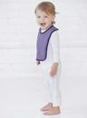 Rabbit Skins 1004 Infant Color Trim Jersey Bib