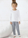 Rabbit Skins 201Z Toddler Baby Rib Pajama Top