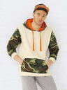 Code Five 3967 Adult Fashion Camo Hoodie