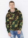 Code Five 3969 Adult Camo Pullover Hoodie