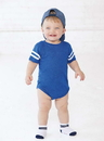 Rabbit Skins 4437 Infant Football Bodysuit