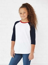 LAT 6130 Youth Baseball Tee
