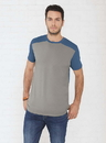 LAT 6911 Mens Forward Shoulder Tee