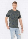LAT 6937 Mens Football Tee