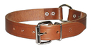 Bully Extra-Heavy Oiled 1-Ply Leather-Ring-in-Center Bully Collars(3/4