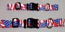Printed Webbing Kwik Klip Collars(1