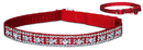 Jeweled Nylon Cat Collar