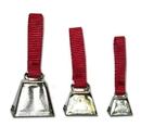 Nickel Plated Bells(medium)