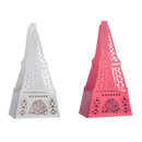 Aspire Pack of 50 Eiffel Tower Favor Box Laser Cut Party Favor Boxes Wedding Gift Boxes