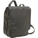 Le Donne Leather AC-31  Convertible Backpack / Shoulder Bag