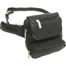 Le Donne Leather AC-57  Traveler Waist Bag