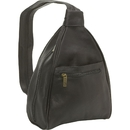 Le Donne Leather BP-61  Ladies Sling Backpack / Purse