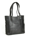Le Donne Leather LD-2000  Double Strap Rivet Tote