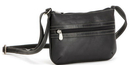 Le Donne Leather LD-2006  City Crossbody Bag