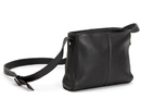 Le Donne Leather LD-2008  Top Zip Crossbody Bag