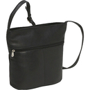 Le Donne Leather LD-9106  Bucket Shoulder Bag