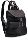 Le Donne Leather LD-9108 Lafayette Classic Backpack