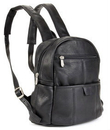 Le Donne Leather LD-9132  Quick Slip Womens Backpack