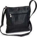 Le Donne Leather LD-9724 Derosa Crossbody