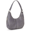 Le Donne Leather TR-1090b  Classic Hobo Handbag