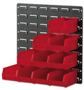 LEWISBins+ Wall Mounted Storage System - LP1818-CST