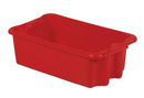 LEWISBins+ Polylewton Stack-N-Nest Containers - SN2414-8
