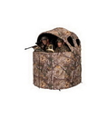 Ameristep AM-AMEBL2001 Deluxe Tent Chair Blind in Realtree Edge