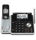 AT&T ATT-TL88102 2-Line Cordless System with ITAD