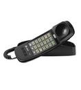 AT&T ATT210-BK Trimline Black