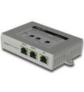 CyberData CD-011187 2 Port PoE Gigabit Switch