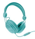 iSound DG-DGHP-5537 HM-310 Kid Friendly Headphones Turquoise