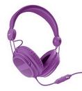 iSound DG-DGHP-5540 HM-310 Kid Friendly Headphones Purple