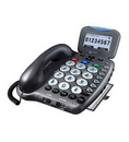 Geemarc GM-Ampli550 Amplified phone with Talking Caller ID