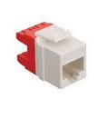 ICC ICC-IC1078F6WH Module, Cat 6, Hd, White