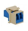 ICC ICC-IC107LC2IV Module, Fiber Optic, Lc, Duplex, Ivory