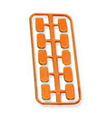 ICC ICC-IC108ICDOR Icons, Elite, Data, Orange, 10 Pk