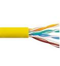 ICC ICC-ICCABR5EYL CAT5e CMR PVC CABLE YELLOW