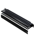 ICC ICC-ICCMSCMA41 Panel, Front Finger Duct, 24-Slot, 1Rms