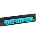 ICC ICC-ICFOPL16BG LC-LC Fiber Optic LGX Adapter Panel