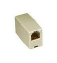 ICC ICC-ICMA350A6C Modular Coupler, Voice 6P6C, Pin 1-6