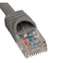 ICC ICC-ICPCSJ03GY PATCH CORD, CAT 5e, MOLDED BOOT, 3' GY