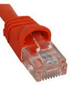 ICC ICC-ICPCSJ05OR PATCH CORD, CAT 5e, MOLDED BOOT, 5' OR