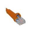 ICC ICC-ICPCSJ25OR PATCH CORD, CAT 5e, MOLDED BOOT, 25' OR