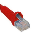 ICC ICC-ICPCSJ25RD PATCH CORD, CAT 5e, MOLDED BOOT, 25' RD