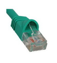 ICC ICC-ICPCSK07GN Patch Cord, Cat 6, Molded Boot, 7' Gn