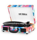 Innovative Technology INN-VSC-550BT-P3 Victrola Bluetooth Suitcase Record Playe