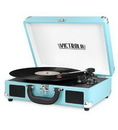 Innovative Technology INN-VSC-550BT-TRQ Bluetooth Suitcase Turntable in Turquois